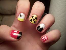 39 mickey mouse nail design 21 mickey mouse nail art designs
