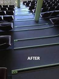 Aisle Markers Scg Keeps Rolling Out Ecoglo Stair Nosings U0026 Aisle Markers Just