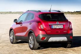 opel mokka 2014 opel confirms mokka production in spain increases capacity in