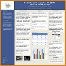 powerpoint scientific poster template posters4research free