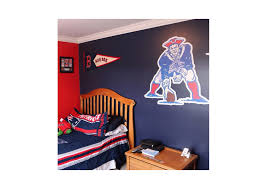 boston patriots original afl logo wall decal shop fathead for
