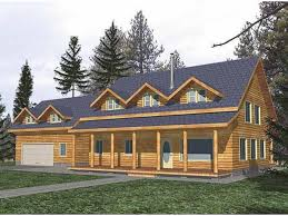 Ranch Style Log Home Floor Plans 92 Best House Plans Images On Pinterest Architecture Facades