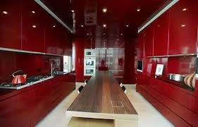 kitchen red red kitchen idea the collected room by kathryn greeley