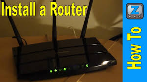 tp link repeater lights how to install and setup a router tp link td w8970 youtube