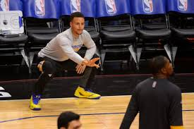 stephen curry gets mouthguard cake golden state warriors fans