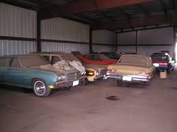 old muscle cars barn find the legend of the turkey barn 41 cars