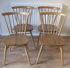 Ercol Armchairs Antiques Atlas Ercol Retro Dining Chairs Golden Dawn