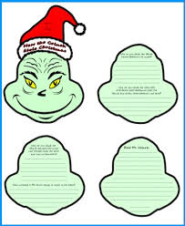 how the grinch stole lesson plans author dr seuss
