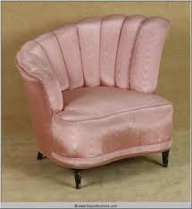 Slipper Armchair Pink Slipper Chair Foter
