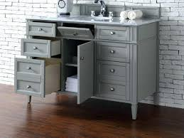 vanities 48 bathroom vanity cabinet with top 48 inch white