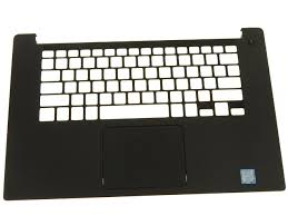 dell xps 15 black friday refurbished dell xps 15 9560 touchpad palmrest y2f9n