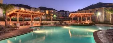 pool at night 2 the retreat