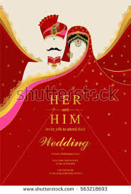 indian wedding card designs indian wedding invitation stock images royalty free images