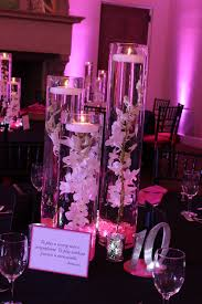 Orchid Centerpieces Our Gallery Balloon Artistry