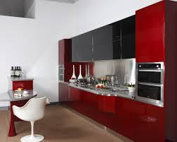 kitchen glass cabinet door manufacturer 2019 new high gloss lacquer kitchen cabinet with black