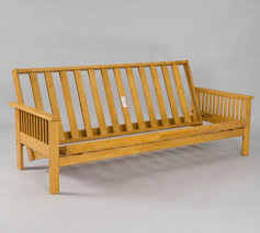 solid wood futon frame solid wooden futon frame awesome homes comparing wooden futon