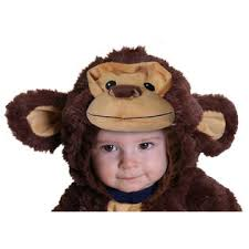 2 Month Baby Halloween Costume Totally Ghoul Infant Halloween Costume Monkey Jumper Size 6 12