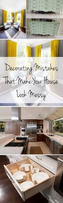 decorating mistakes that make your house look wrapped in rust