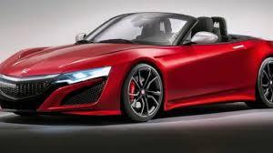 new honda sports car 2018 new honda s2000 youtube