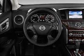 nissan 2008 pathfinder 2015 nissan pathfinder steering wheel interior photo automotive com