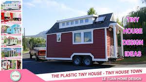 Inside Peninsula Home Design by The Plastic Tiny House Tiny House Design Ideas Le Tuan Home