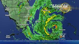 Hurricane Map 100 Key West On Map Tracking Hurricane Matthew 10 6 16 1pm