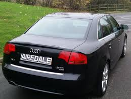 2007 audi a4 1 9 tdi s line 4dr saloon airedale cars