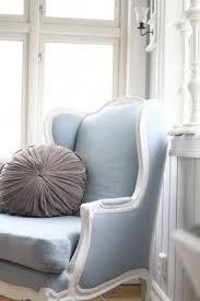 Light Blue Armchair French Style Armchairs Foter