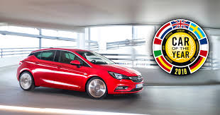 opel geneve opel astra voted u201ccar of the year 2016 u201d