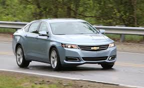 first chevy ever made 2014 chevrolet impala 2 5 first drive u2013 review u2013 car and driver