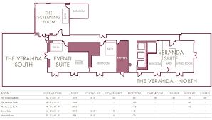 Floor Plan View New York Event Space Floor Plans Kimpton Hotel Eventi