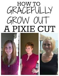 nine months later its a bob from pixie cut to bob haircut how to grow out a pixie haircut