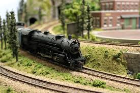 wonderful foambed ho scale model layout