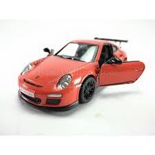 porsche christmas kinsmart diecast car 1 36 porsche 911 gt3 rs orange white black