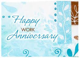 work anniversary gifts happy work anniversary anniversary ecard american greetings