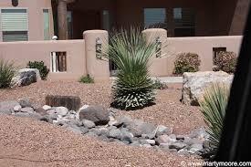 Desert Rock Garden Ideas Southwest Landscaping Ideas Sotols And Other Desert Plants Don T
