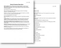 nonprofit business plan template 100 images free downloadable