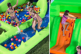 Water Slides Backyard by Buy Inflatable Backyard Water Slide For Your Kids Premium