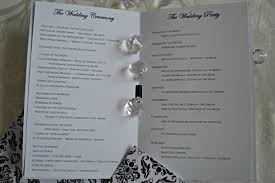 wedding ceremony program covers wedding planners amusing shutterfly wedding programs for make