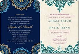 cheap indian wedding cards indian wedding invitations rectangle blue ivory floral pattern