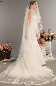 wedding veils for sale cheapest wedding veil 2014 new hote sale bridal veil