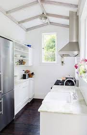 spacious 20 small galley kitchen ideas domino on pictures find
