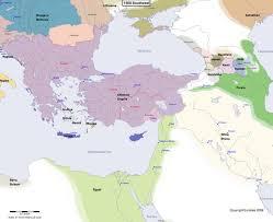 Map Of Ottoman Empire 1500 Euratlas Periodis Web Map Of Europe 1500 Southeast