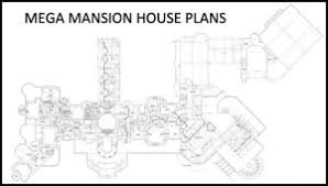 mansion house plans mega mansion house plans to live like royalty supreme