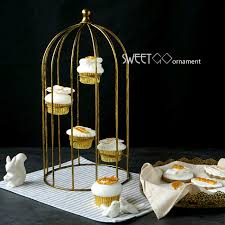 aliexpress buy sweetgo gold birdcage decorating tools for