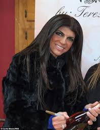 how much for a prison haircut teresa giudice fears she ll look bald without her extensions in