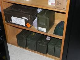 Ammo Storage Cabinet Ammo Storage Ready Ammo For Decades