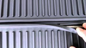 lexus rx 350 floor mats lexus rx350 rear cargo mat youtube