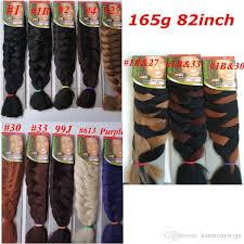 xpressions braiding hair box braids 30 xpression synthetic braiding hair 82inch 165g single color ultra