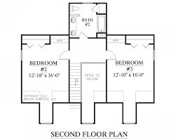 two story garage apartment 2 storey house floor plan autocad modern two story plans for small